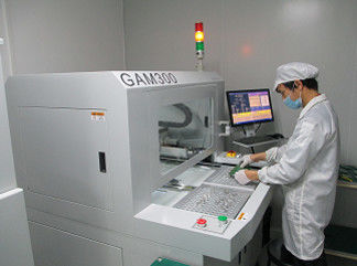 GAM300 Automatic sub-board machine