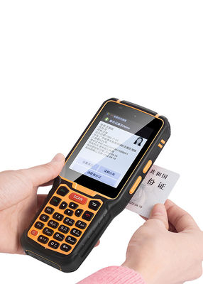 RFID R310 Android PDA 1D 2D Mobile Terminal Rugged PDA Logistics Bar Code Scanner
