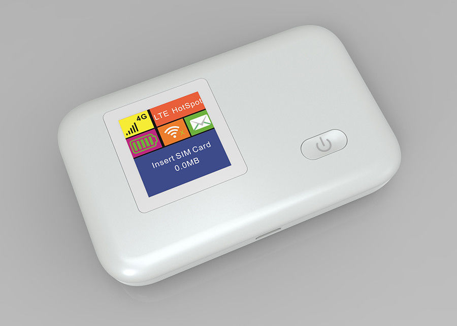 4G LTE Pocket Mobile Hotspot WIFI Router With SIM Card As MiFi Or Dongle