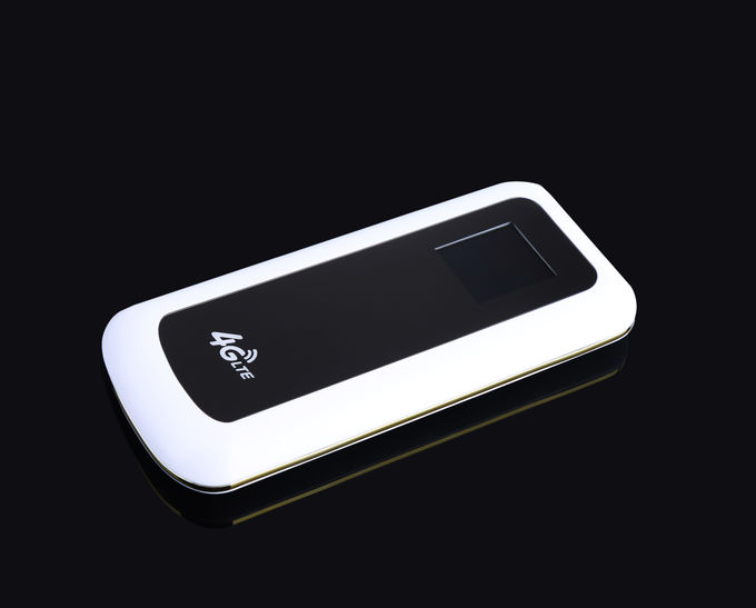 Red 3G 4G Pocket Hotspot LTE 4G SIM CARD Router with 1.44 inch LCD